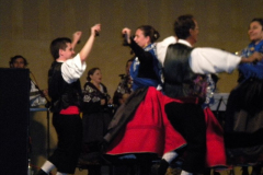 Actuaciones Coros y Danzas 2011