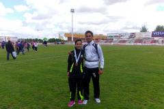 Campeonato de Extremadura JUDEX Atletismo en Pista