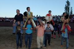 Corrida de toros en Torrejoncillo