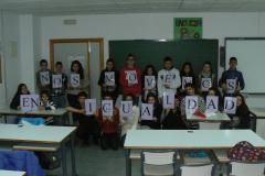 Día de la Mujer en el IESO Vía Dalmacia