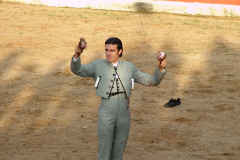 Emilio de Justo fotos previas al año 2010