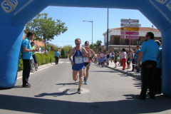 "II Media Maraton Natural ""Los Barruecos\"""