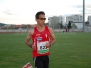 Mario Mirabel en el Campeonato de Extremadura de 10.000 m.l.