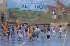 """Musical \""""El Rey León\"""" CEIP Batalla de Pavía"""