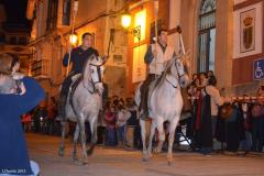 Ofrenda a Caballo a María Santísima 2013