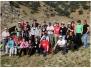 Ruta senderista a las Aceñas del Tío Amancio y Tío Jeromo, Asociacion Cultural  26/02/ 2012