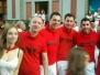 Torrejoncillanos en los Sanfermines 2013
