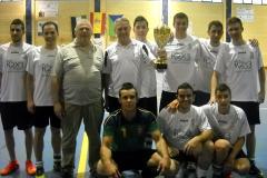 VII Copa Mancomunada de Fútbol Sala