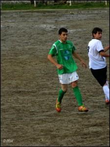 """Álvaro """"Pitito"""" dio las dos asistencias de los goles torrejoncillanos - DAVID MORENO"""