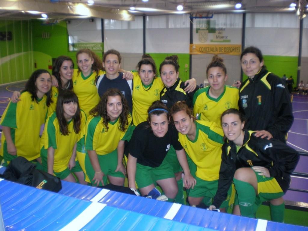 El combinado UEX venció a Murcia (5-0) para acceder a la fase final - CEDIDA