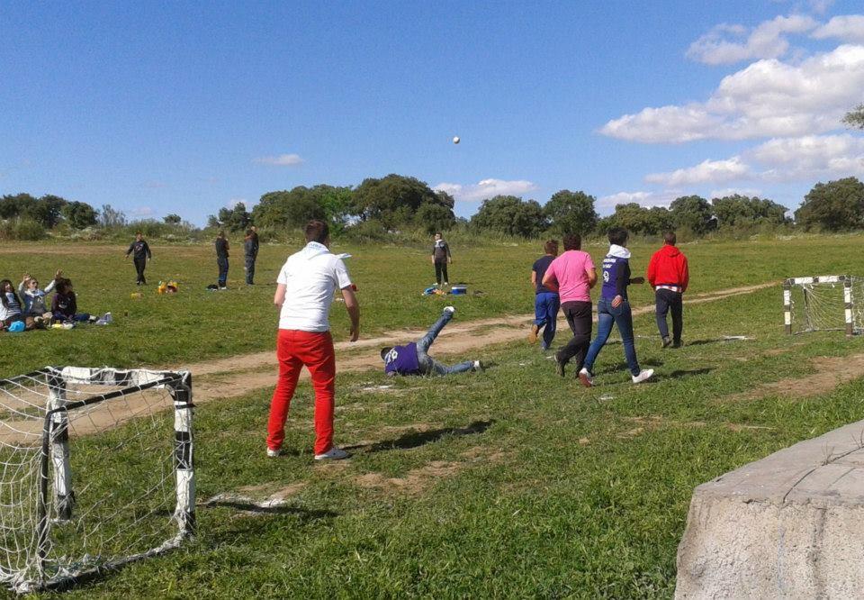 El torneo de fútbol 3x3 contó con una gran participación - LA TAJUELA
