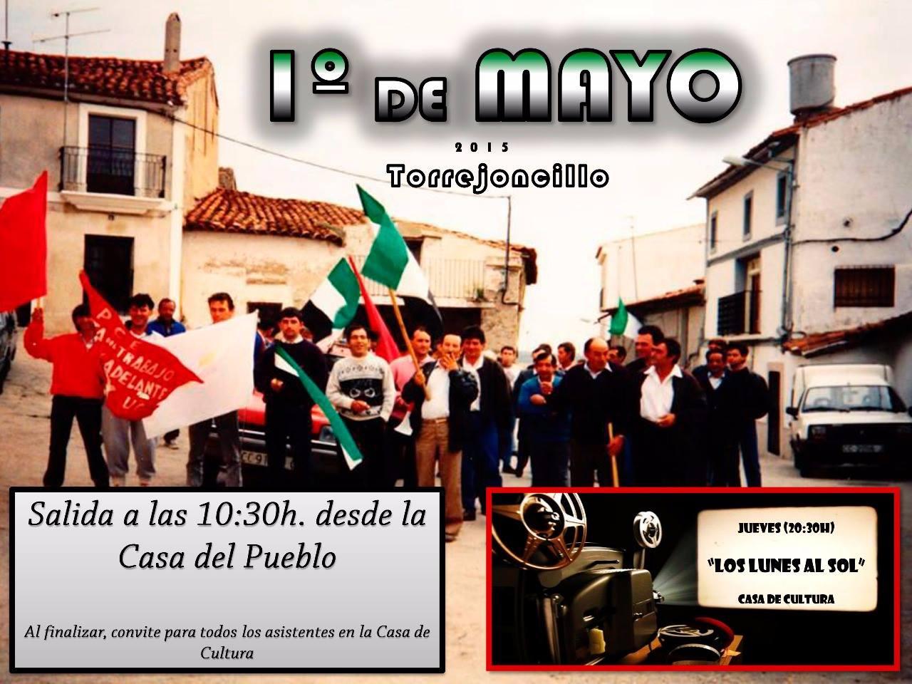 1º de Mayo, Día del Trabajador