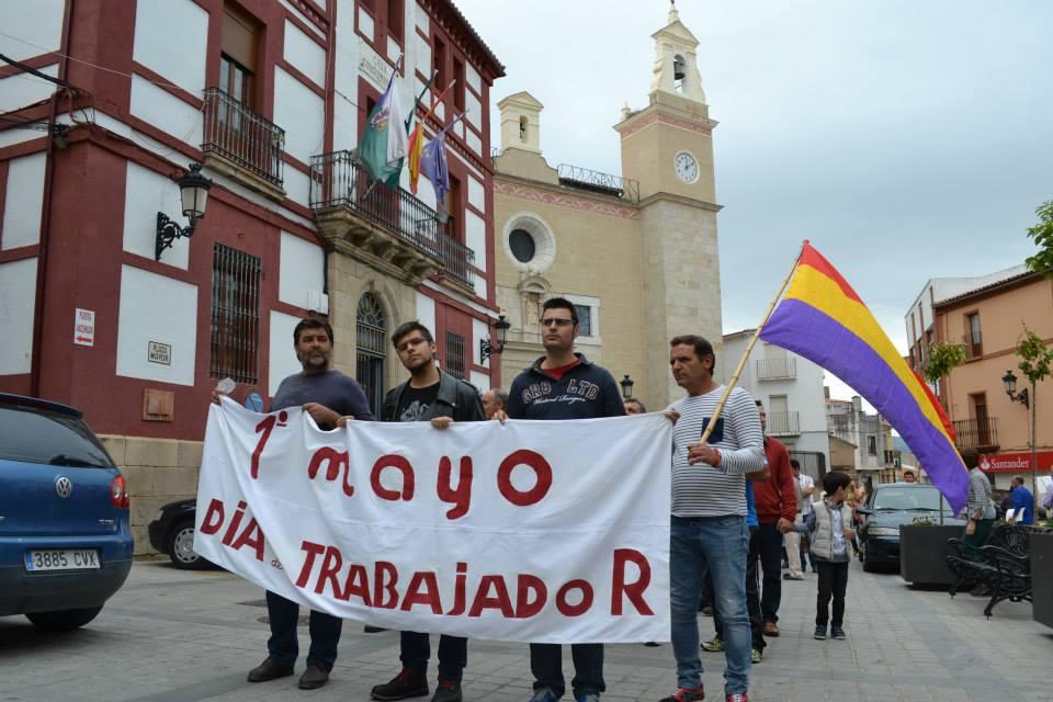 Torrejoncillo celebró un año más el Día del Trabajador