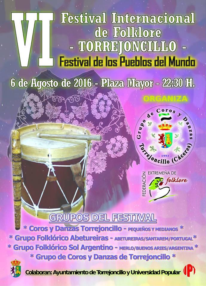 VI Festival Internacional de Folklore y Festival de los Pueblos del Mundo
