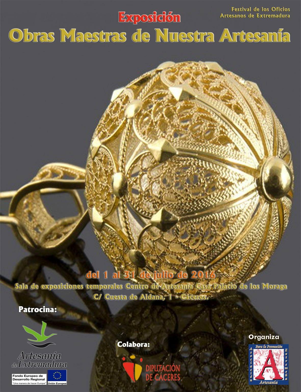 Exposición de Obras Maestras de nuestra Artesanía