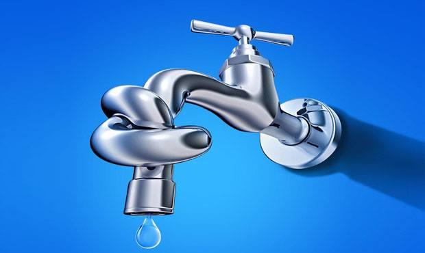 Corte del suministro de agua