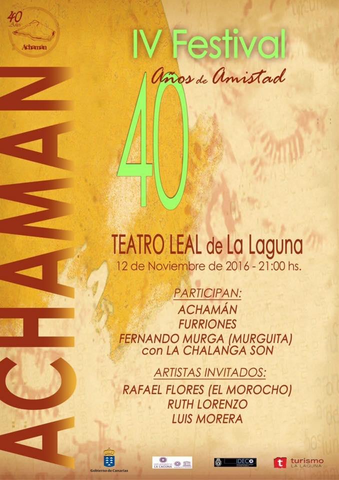 Furriones representará a Extremadura en el Achamán de La Laguna.