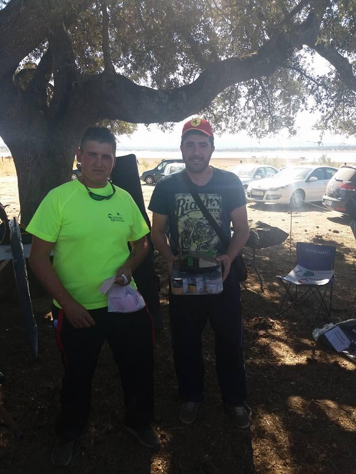 Último concurso de pesca de la temporada