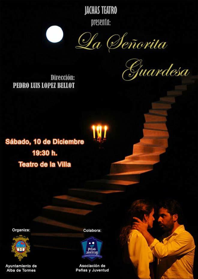 Teatro Jachas en Alba de Tormes