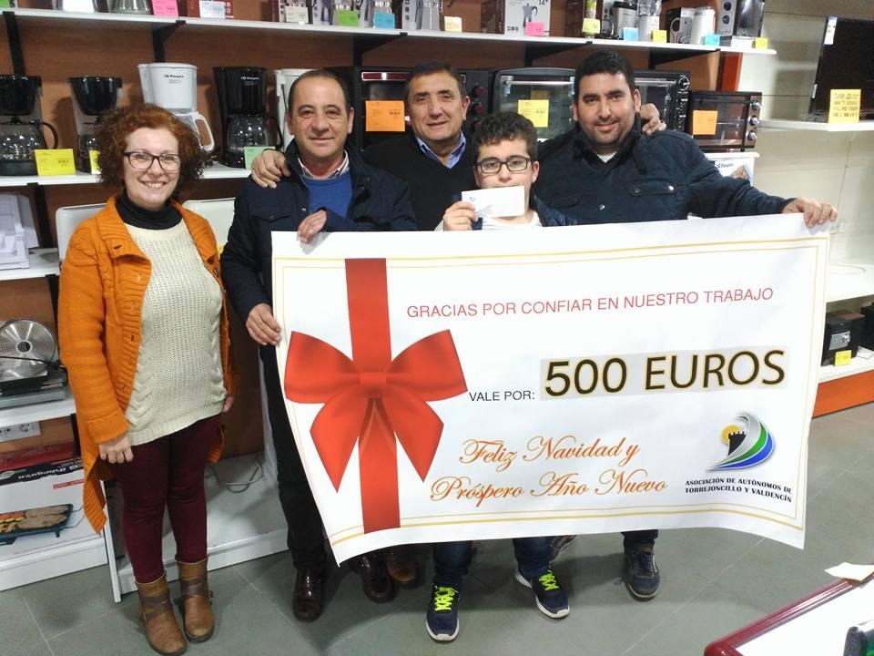 Los 500 euros de la Asociación de Autónomos ya tienen dueños.