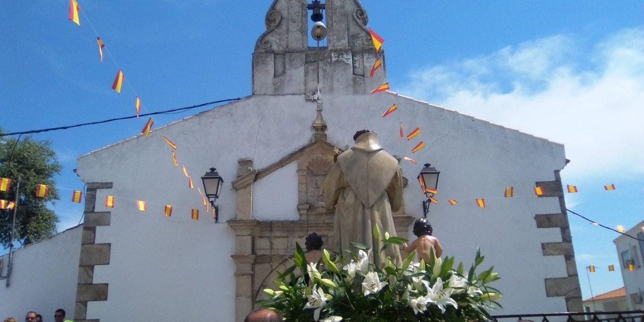 Fiestas en honor a San Antonio de Padua 2018