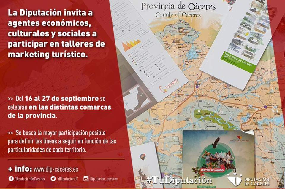 TALLERES DE MARKETING TURISTICO