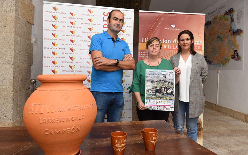 Los atletas Miguel Ángel Heras y Felipe Neila participarán en el XII Trail Ultra Artesanos de Torrejoncillo