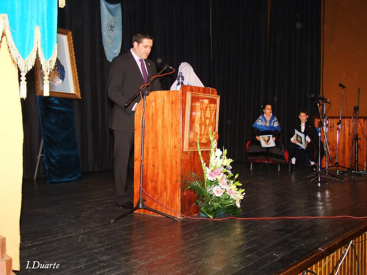 La Asamblea General de Paladines de La Encamisá nombrará este sábado a su nuevo presidente