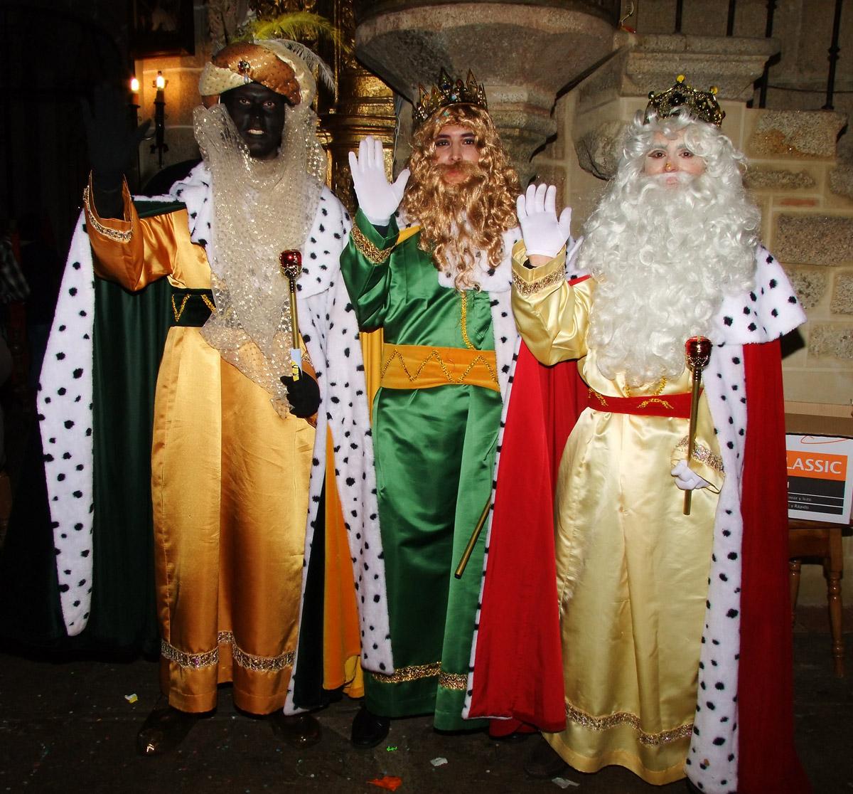 ¡Ya vienen los Reyes!