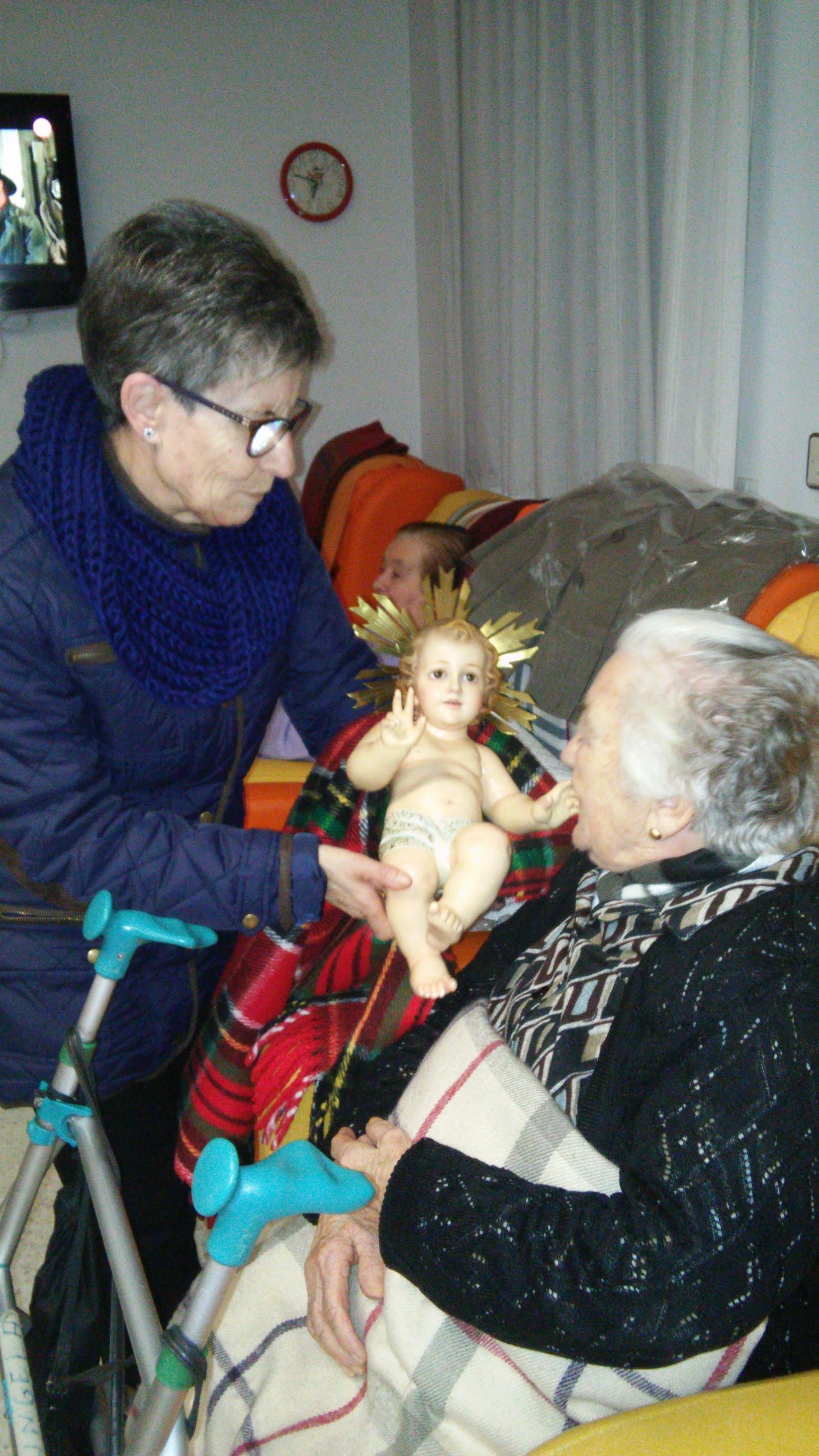 La pastoral de la salud lleva  a cabo dos actividades comunitarias