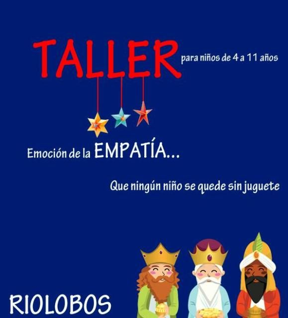 Taller  «Emoción de la Empatía» en Riolobos