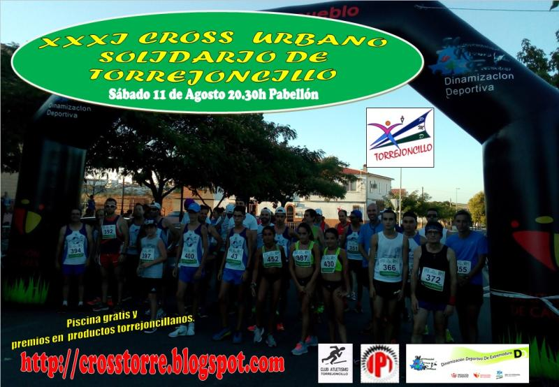 XXXI Cross Urbano Solidario