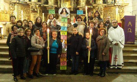 Vía Crucis por los enfermos y sus familiares en forma de oración comunitaria.