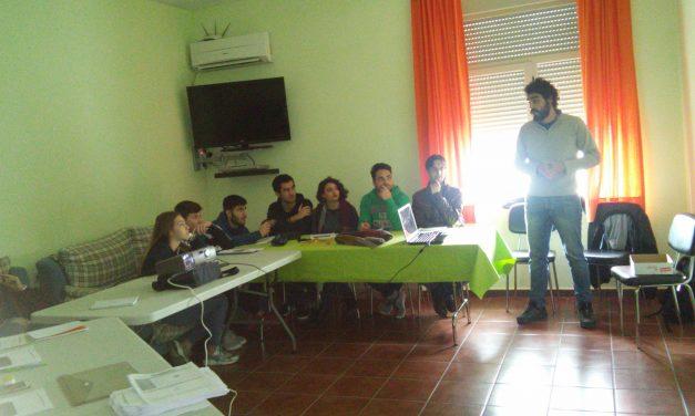 Monitores y directores de Cáritas Arciprestal de Coria comienzan a organizar la acampada y campamento 2018.