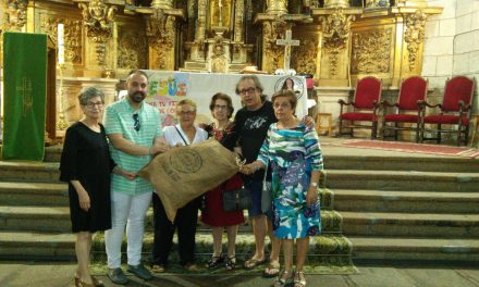 Proyecto «Mijo» de Cáritas Parroquial de Torrejoncillo