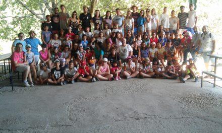 «Los cuentos», eje temático  del Campamento de Villamiel