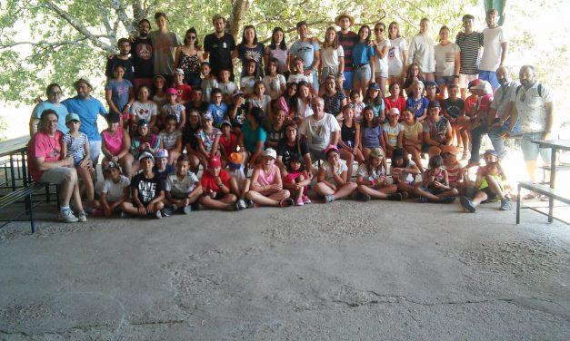 """""""Los cuentos"""", eje temático  del Campamento de Villamiel"""