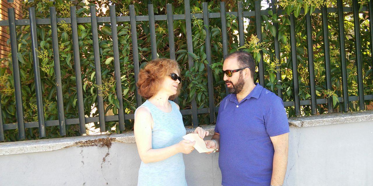 """Asociación Alfares se suma al proyecto """"Un poema, un dibujo, una sonrisa"""""""