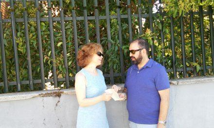 Asociación Alfares se suma al proyecto «Un poema, un dibujo, una sonrisa»