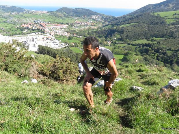 Una fractura en la mano obliga a Pedro José Hernández a suspender de nuevo el «Integral Valle del Jerte»