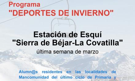 Sierra de Bejar-La Cobatilla