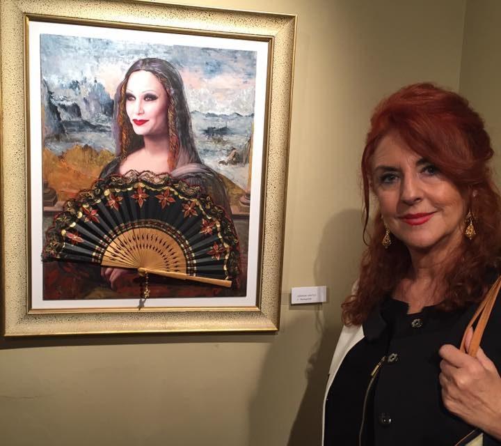Carmina Santos en la ExpoParty 2017 de Trujillo
