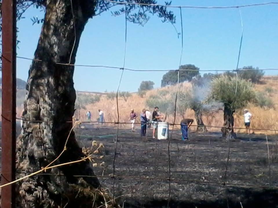 Nuevo incendio en Torrejoncillo