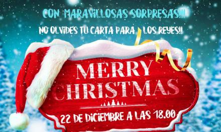 Fiesta Navideña AMPA