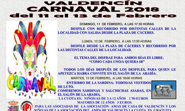 Carnaval Valdencin 2018