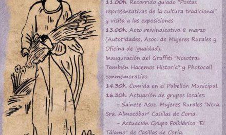 XVII Encuentro Cultural de Mujeres de la Mancomunidad Rivera de Fresnedosa en Casillas de Coria