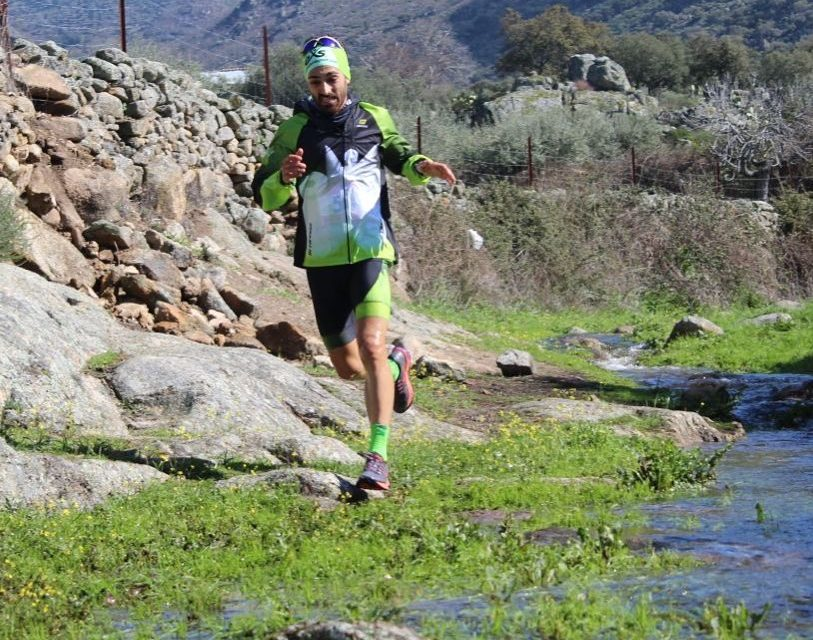 Mario Mirabel gana el Trail Sierra de Montánchez
