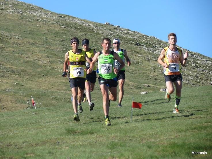 Miguel Madruga y Teo Clemente representaron al C.A.Torrejoncillo en el Campeonato de España de carreras por montaña