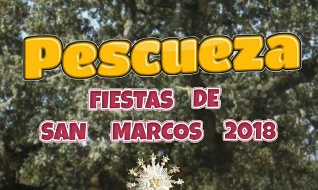 Fiestas de San Marcos en Pescueza
