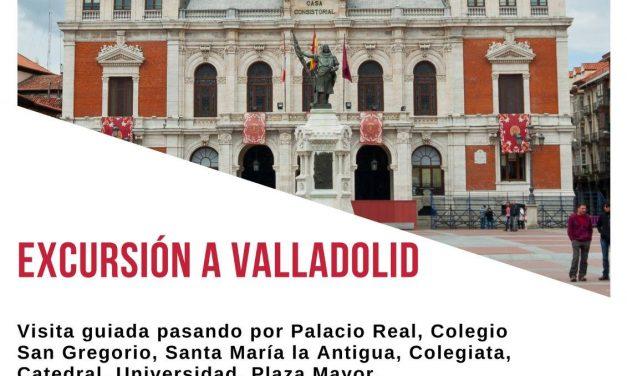 La Asociación Cultural nos invita a descubrir Valladolid
